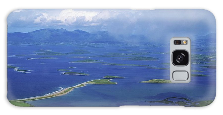 Clew Bay Galaxy S8 Case featuring the photograph Clew Bay, Co Mayo, Ireland View Of A by The Irish Image Collection