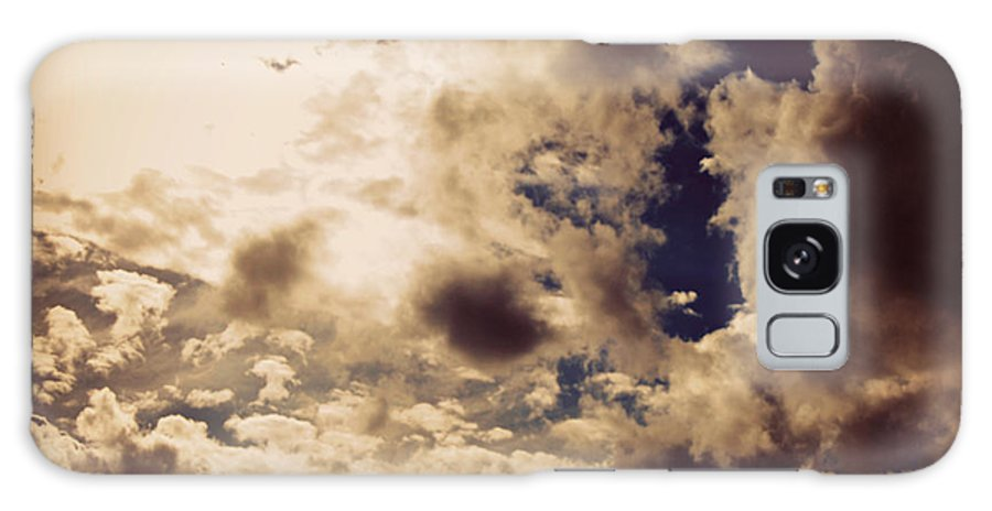 Clouds Galaxy S8 Case featuring the photograph Clouds-8 by Paulette B Wright