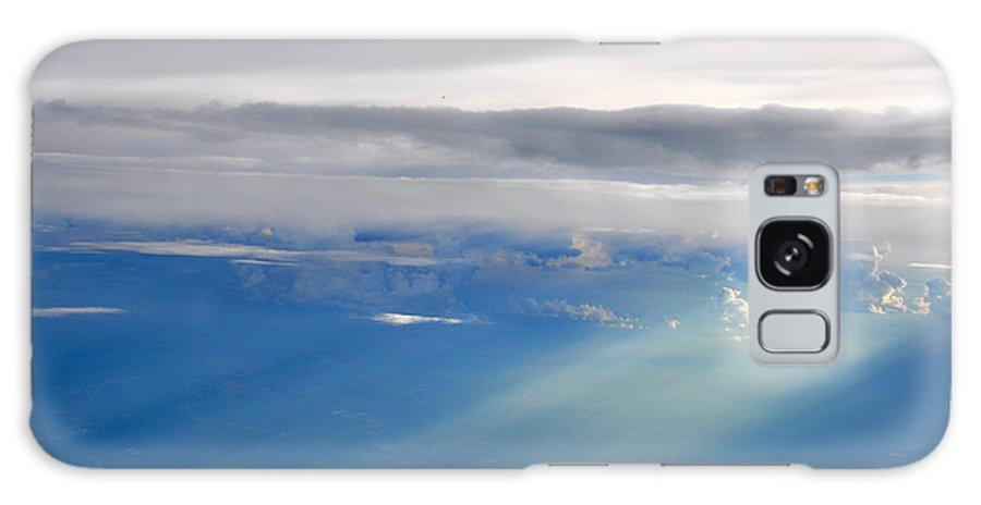 Teresa Blanton Galaxy S8 Case featuring the photograph Clouds Over Georgia by Teresa Blanton