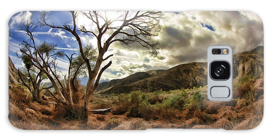 Fine Art Photographers Galaxy S8 Case featuring the photograph Cloudy Valley by Blake Richards
