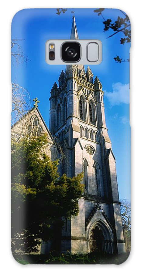 E.u. Galaxy S8 Case featuring the photograph Co Carlow, Myshall Church Dedicated To by The Irish Image Collection