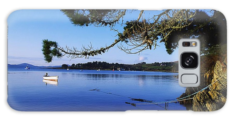 Communities Galaxy S8 Case featuring the photograph Co Cork, Ahakista Harbour by The Irish Image Collection