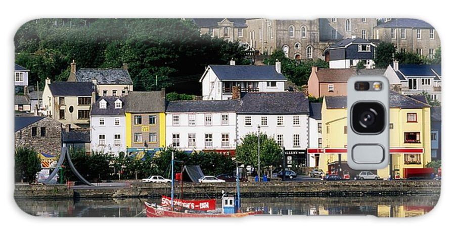 Architecture Galaxy S8 Case featuring the photograph Co Cork, Kinsale by The Irish Image Collection