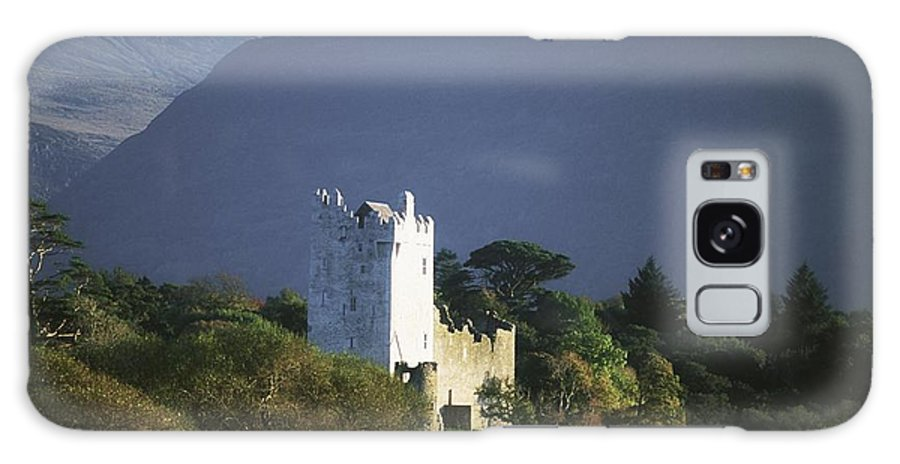 Architectural Heritage Galaxy S8 Case featuring the photograph Co Kerry, Killarney, Ross Castle by The Irish Image Collection