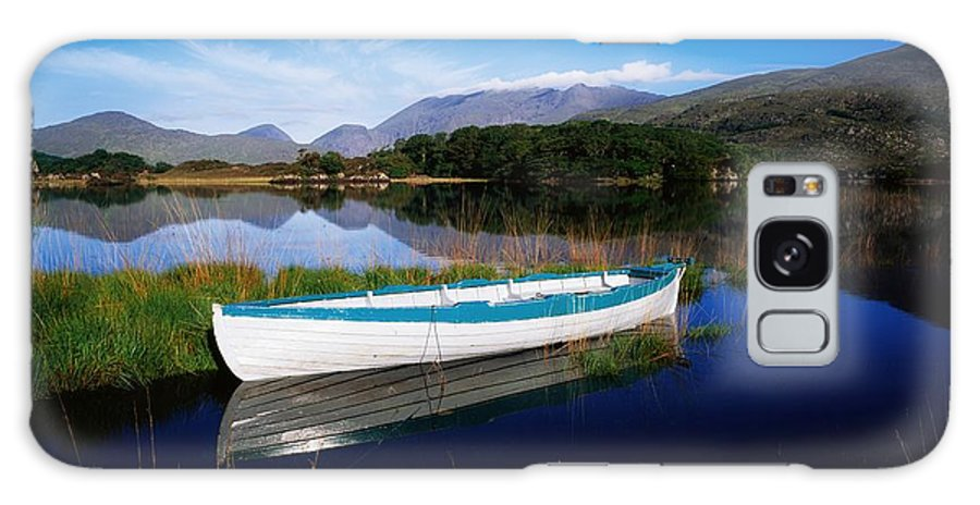 Boat Galaxy S8 Case featuring the photograph Co Kerry, Lakes Of Killarney by The Irish Image Collection