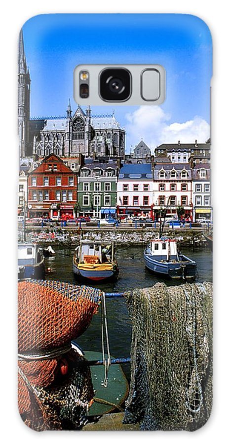 Attractions Galaxy S8 Case featuring the photograph Cobh, Co Cork, Ireland, Cobh Cathedral by The Irish Image Collection