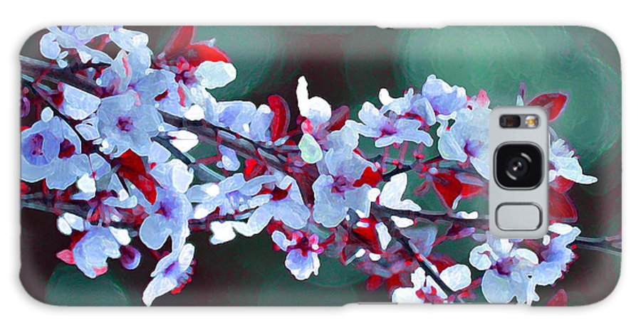 Tree Galaxy S8 Case featuring the photograph Color 60 by Pamela Cooper