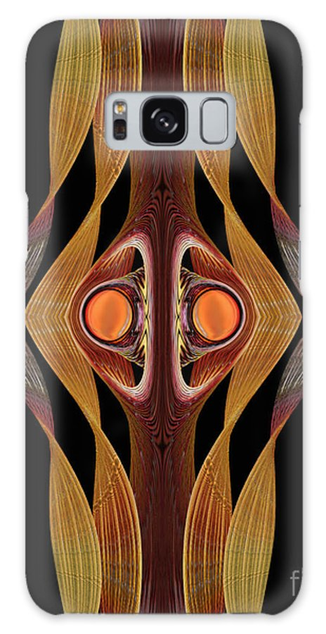 Computer Galaxy S8 Case featuring the digital art Come To Me by Jack Norton