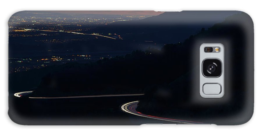 Commute Galaxy S8 Case featuring the photograph Commute by Katie Plies
