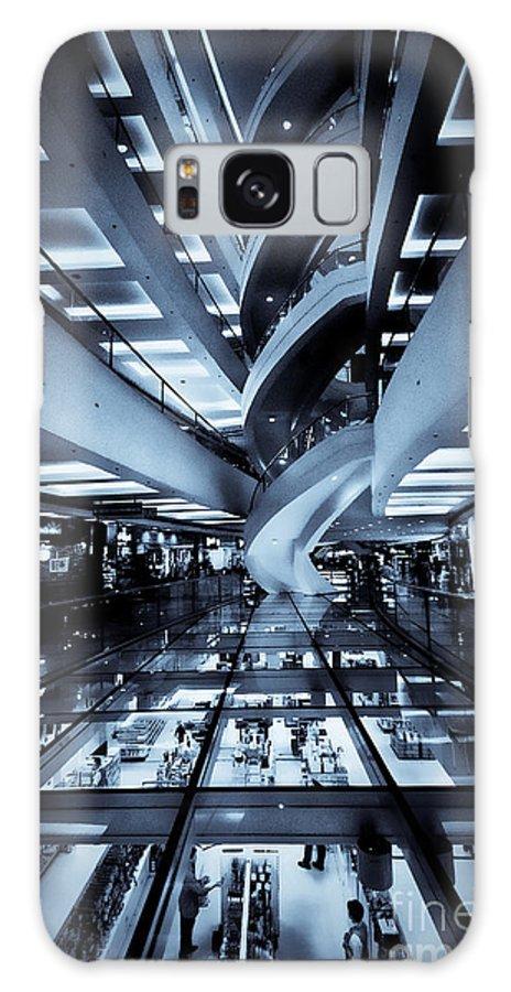Yhun Suarez Galaxy S8 Case featuring the photograph Convergence Zone by Yhun Suarez