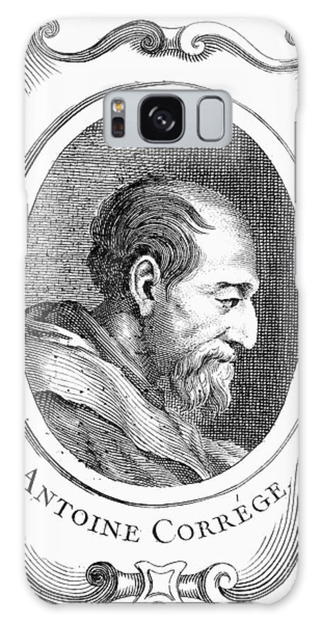 16th Century Galaxy S8 Case featuring the photograph Correggio (c1489-1534) by Granger