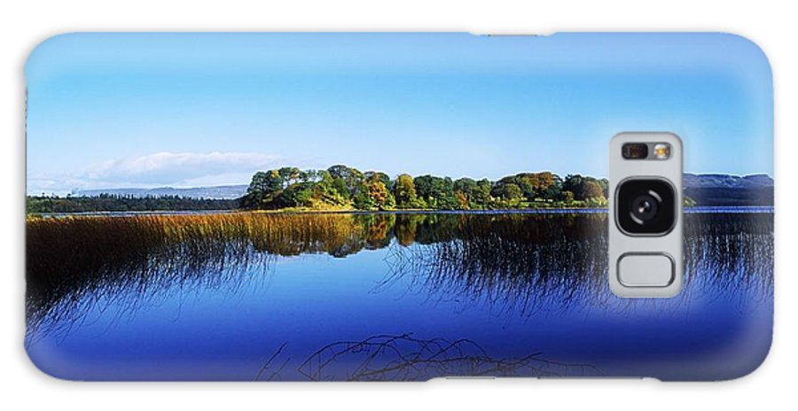 Beauty In Nature Galaxy S8 Case featuring the photograph Cottage Island, Lough Gill, Co Sligo by The Irish Image Collection