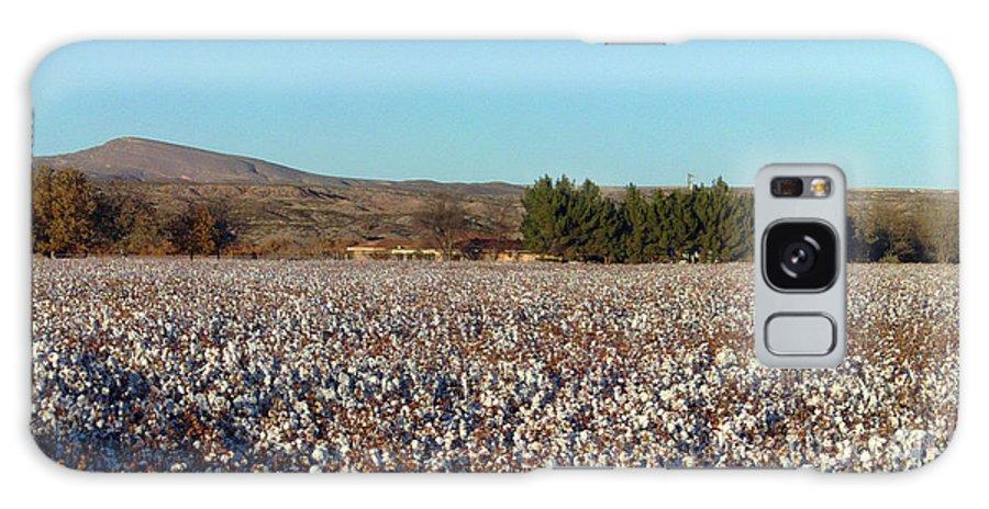 Cotton Landscape Protected Galaxy S8 Case featuring the photograph Cotton Landscape Protected 02 by Feile Case
