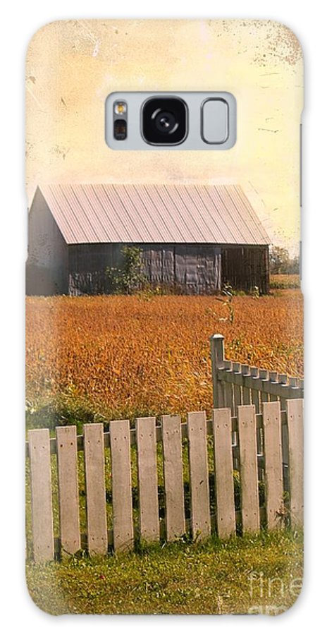 Countryside Galaxy S8 Case featuring the photograph Countryside Life by Sophie Vigneault