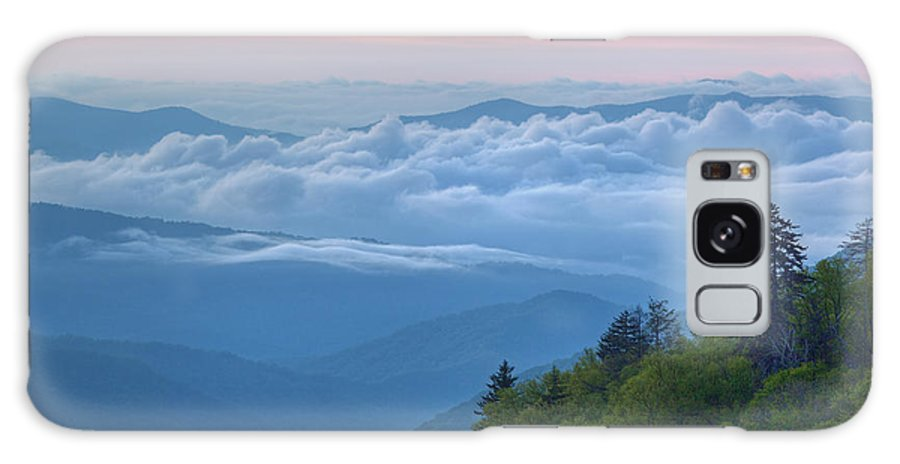 Beautiful Galaxy S8 Case featuring the photograph Dawn Great Smoky Mountains by Dean Pennala