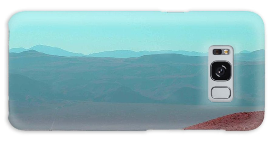 Nature Galaxy S8 Case featuring the photograph Death Valley View 2 by Naxart Studio