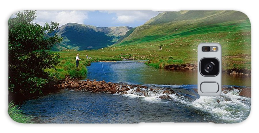 Delphi Galaxy S8 Case featuring the photograph Delphi Fishery, Co Mayo, Ireland by The Irish Image Collection