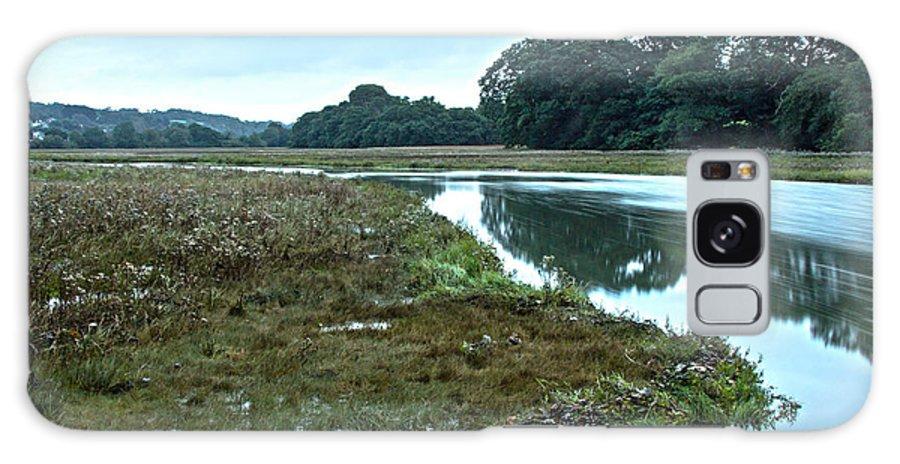 Cornish Photograph Galaxy S8 Case featuring the photograph Devoran River by Brian Roscorla