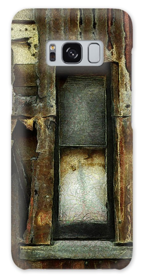 Dilapidated Galaxy S8 Case featuring the photograph Dilapidated by Steve Taylor