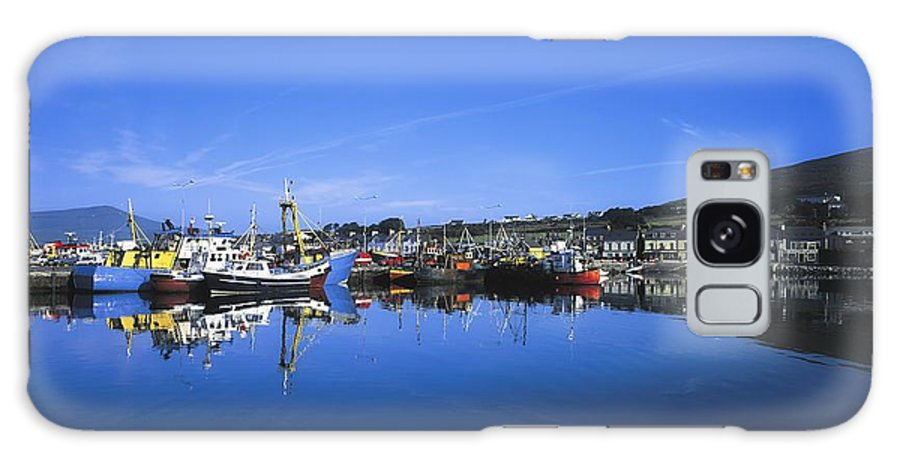 Boat Galaxy S8 Case featuring the photograph Dingle Harbour, Dingle, Co Kerry by The Irish Image Collection