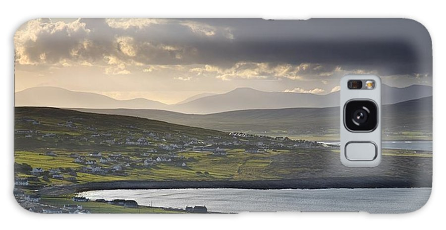 Outdoors Galaxy S8 Case featuring the photograph Dooagh, Achill Island, Co Mayo, Ireland by Gareth McCormack