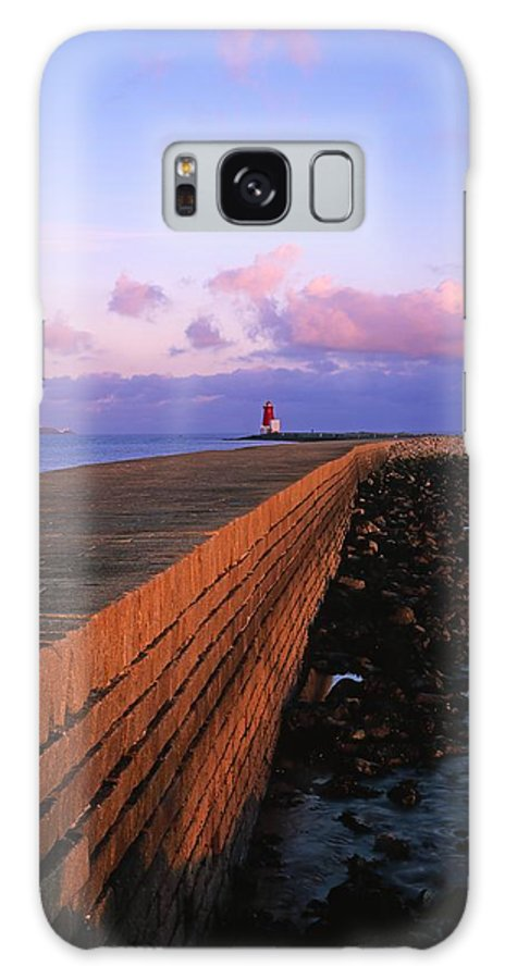 Day Galaxy S8 Case featuring the photograph Dublin Bay, Co Dublin, Ireland East by The Irish Image Collection