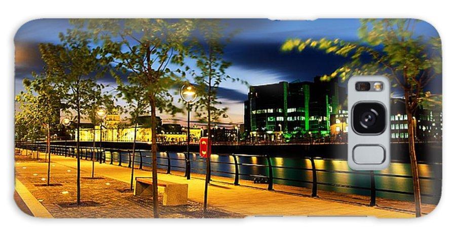 City Galaxy S8 Case featuring the photograph Dublin, Co Dublin, Ireland Custom House by The Irish Image Collection