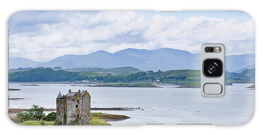 Alsh Galaxy S8 Case featuring the photograph Eilean Donan Castle by Andrew Michael