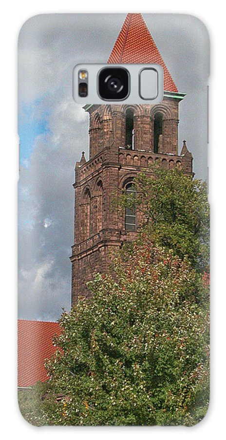 Buffalo Galaxy S8 Case featuring the photograph Elmwood Avenue 13091 by Guy Whiteley