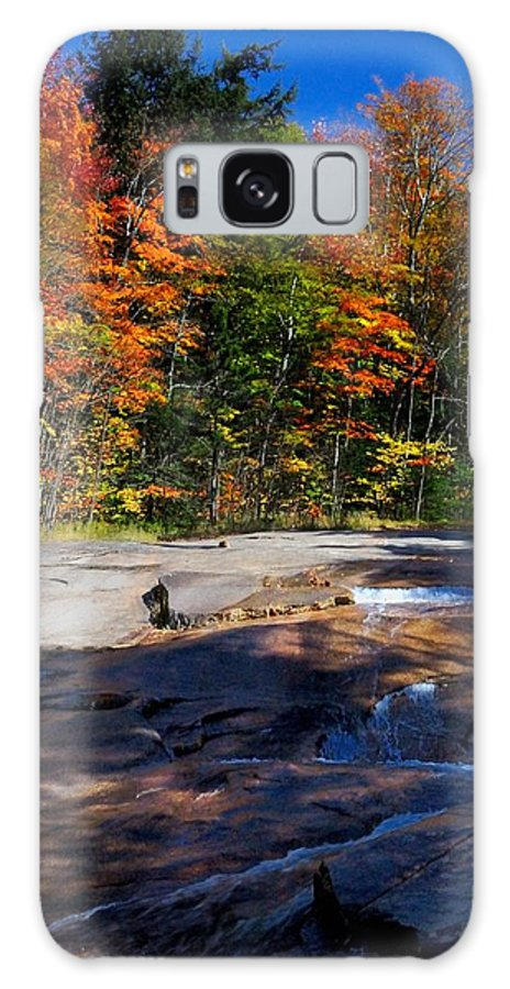 Galaxy S8 Case featuring the photograph Fall Falls by Mark Valentine