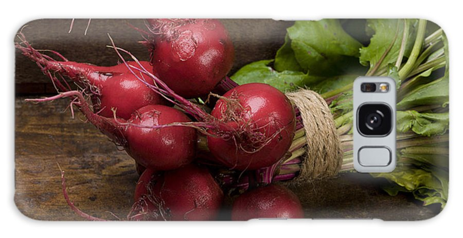 Beets Galaxy S8 Case featuring the photograph Farmer's Market Beets by Garry McMichael