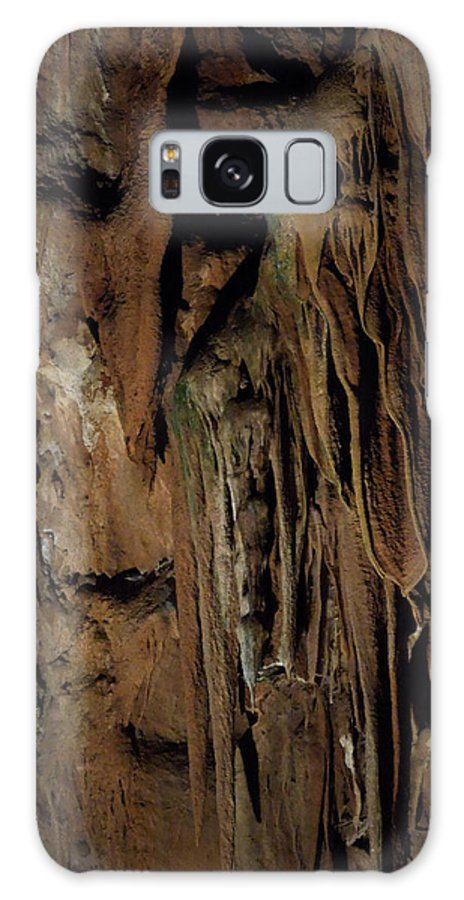 Colette Galaxy S8 Case featuring the photograph Featured Grotte De Magdaleine In South France Region Ardeche by Colette V Hera Guggenheim