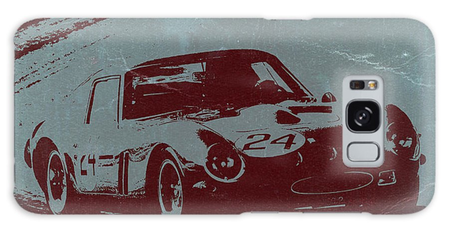Ferrari Gto Galaxy S8 Case featuring the photograph Ferrari Gto by Naxart Studio