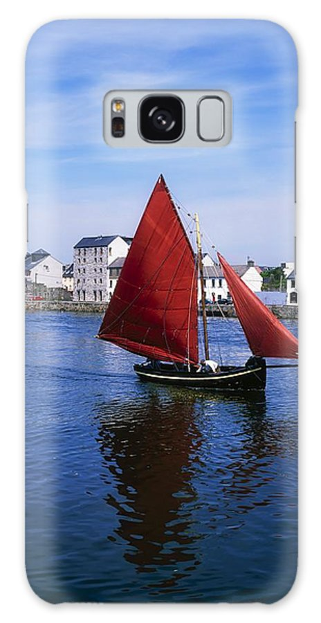 Bending Galaxy S8 Case featuring the photograph Galway, Co Galway, Ireland Galway by The Irish Image Collection