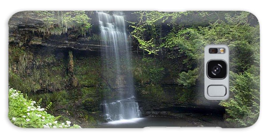 Outdoors Galaxy S8 Case featuring the photograph Glencar Waterfall, Co Sligo, Ireland by Gareth McCormack