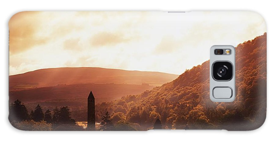 Outdoors Galaxy S8 Case featuring the photograph Glendalough, County Wicklow, Ireland by The Irish Image Collection