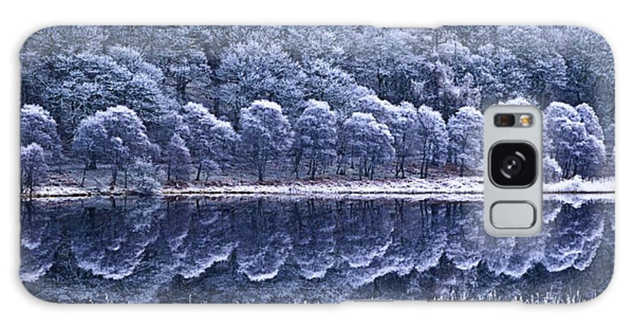 Frost Galaxy S8 Case featuring the photograph Glendalough National Park, County by Richard Cummins