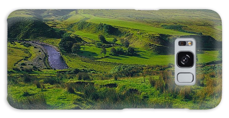 Beauty In Nature Galaxy S8 Case featuring the photograph Glenelly Valley, Sperrin Mountains, Co by The Irish Image Collection