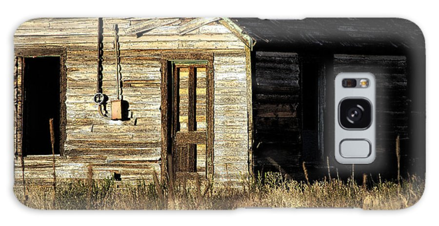 Dilapadated Galaxy S8 Case featuring the photograph Gone by Anjanette Douglas