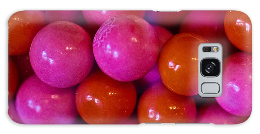 Gum Balls Galaxy S8 Case featuring the photograph Gum Balls by Mitch Shindelbower
