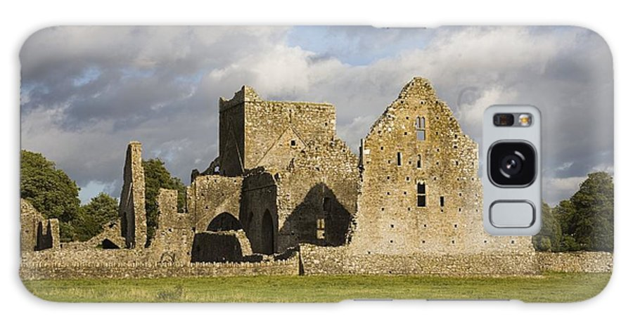 Architectural Galaxy S8 Case featuring the photograph Hore Abbey, Cashel, County Tipperary by Richard Cummins