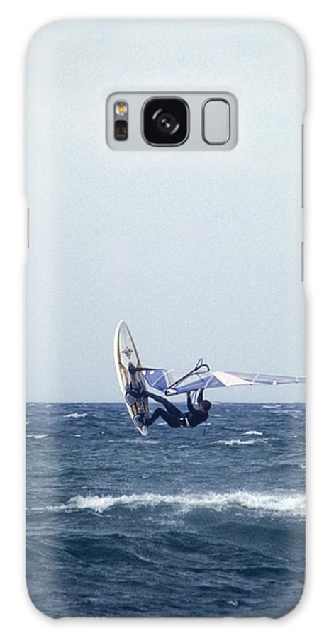 Sea Galaxy S8 Case featuring the photograph In The Wind by Patrick Kessler