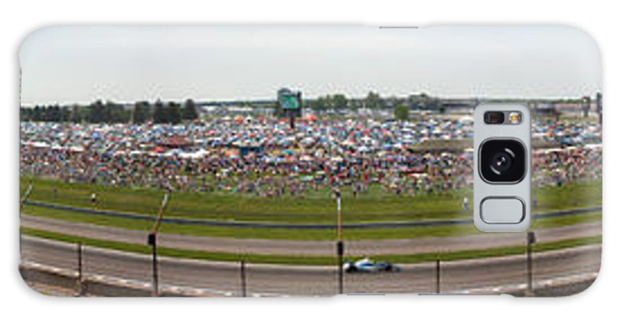 500 Galaxy S8 Case featuring the photograph Indianapolis Race Track by Semmick Photo