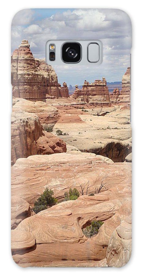 Nature Galaxy S8 Case featuring the photograph Inside The Needles by Maili Page