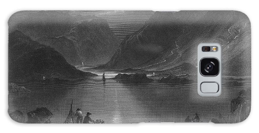 1840 Galaxy S8 Case featuring the photograph Ireland: Killary Harbor by Granger