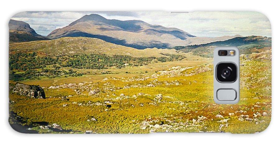 Ireland Galaxy S8 Case featuring the photograph Irish Landscape 101 by Douglas Barnett
