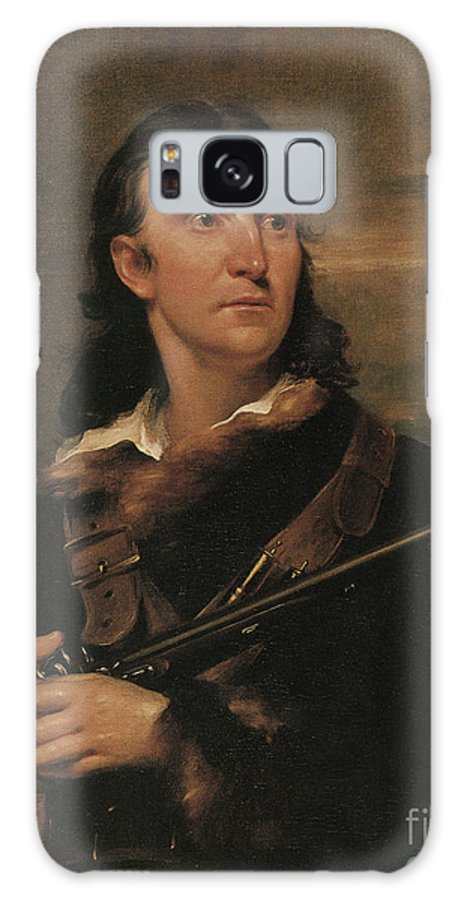 History Galaxy S8 Case featuring the photograph John James Audubon, French-american by Photo Researchers