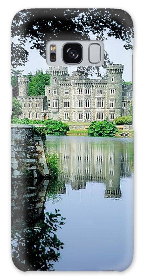 Architecture Galaxy S8 Case featuring the photograph Johnstown Castle, Co Wexford, Ireland by The Irish Image Collection