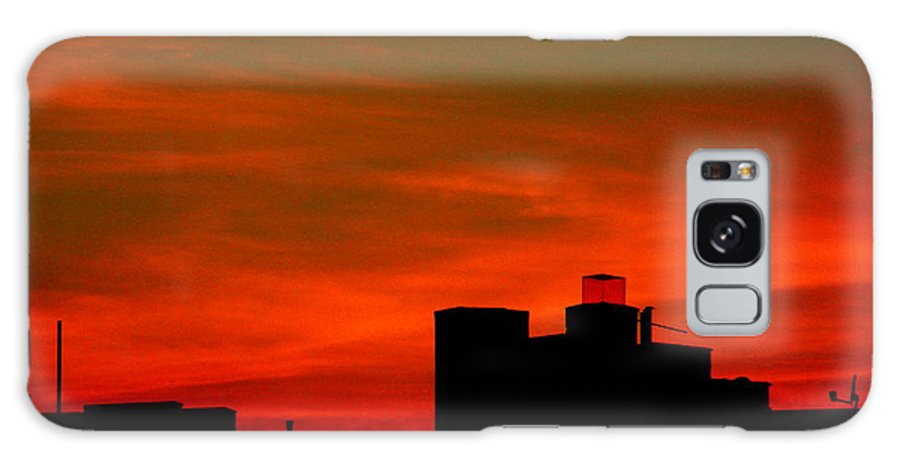 Sunset Galaxy S8 Case featuring the photograph June 2 2009 by Mark Gilman