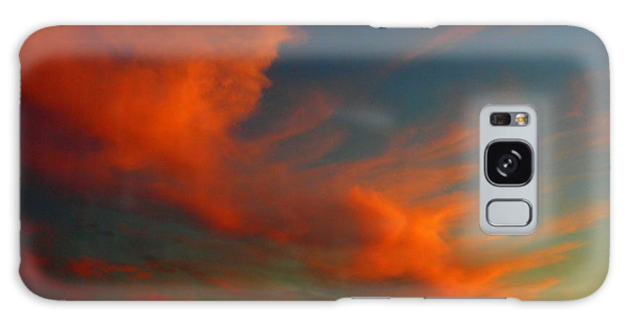 Sunset Galaxy S8 Case featuring the photograph June 29 2010 by Mark Gilman